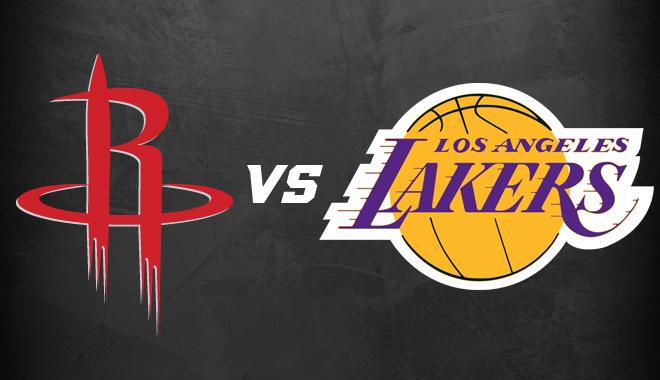 Houston Toyota Center Houston Rockets Vs Los Angeles