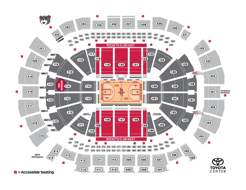 The Best Houston Rockets Tickets Unlike any other ticket site, TickPick is the only place where you can sort Houston Rockets tickets based on the seat quality. If you are looking for the best seats within a few sections, this feature is tremendously helpful.
